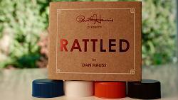 Paul Harris Presents Rattled (Black) by Dan Hauss - Trick
