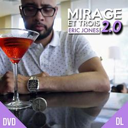 Mirage Et Trois 2.0 by Eric Jones and Lost Art Magic  - Video DOWNLOAD