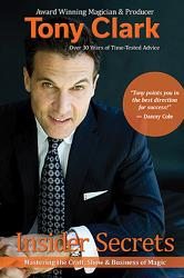 Insider Secrets (Signed & Numbered) by Tony Clark - Book