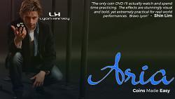 Aria by Lyon Harvey - DVD