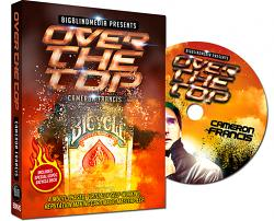 Over the Top (DVD and Gimmick) by Cameron Francis - DVD