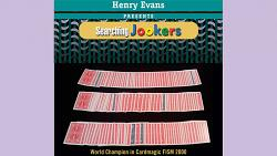 Searching Jookers (DVD and Red Gimmicks) by Henry Evans - Trick