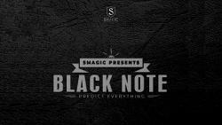 BLACK NOTE by Smagic Productions - Trick