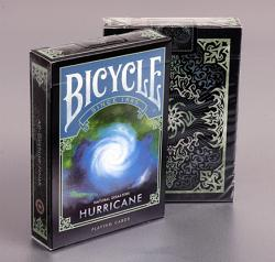"""Bicycle Natural Disasters """"Hurricane"""" Playing Cards by Collectable Playing Cards"""