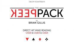 Gregory Wilson Presents The Peek Pack by Brian Gillis