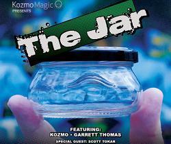 The Jar US Version (DVD and Gimmicks) by Kozmo, Garrett Thomas and Tokar - DVD