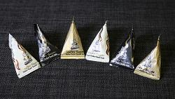 Sugar Packet (3 Regular and 3 Magnetic) by Leo Smetsters - Trick