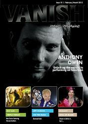 VANISH Magazine February/March 2015 - Anthony Owen eBook DOWNLOAD
