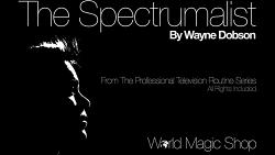 The Spectrumalist (Gimmicks and Online Instructions) by Wayne Dobson - Trick